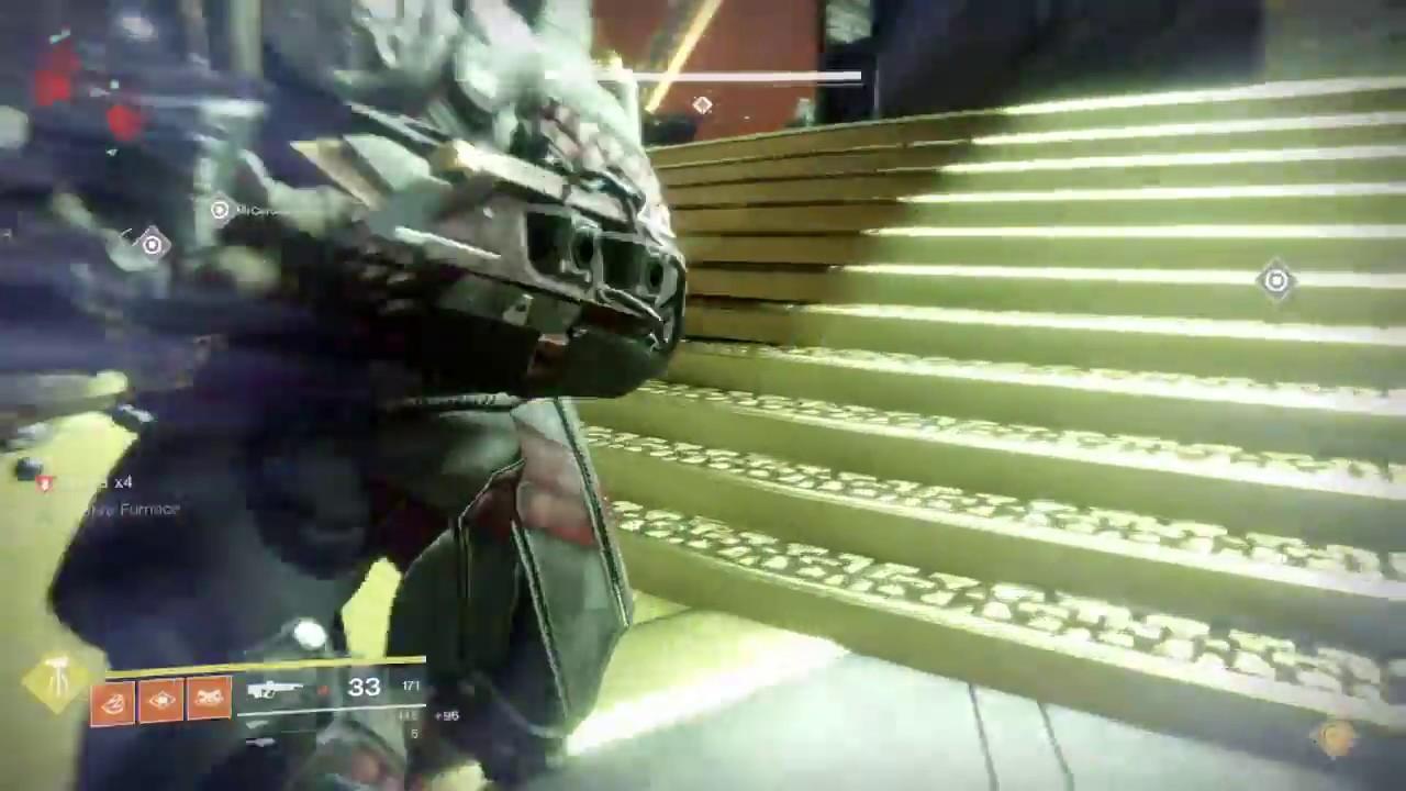 destiny 2 titan melting point