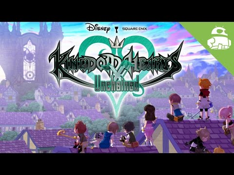 Kingdom Hearts Unchained X, Reddit app is out, Capcom Mobile - Android Apps Weekly