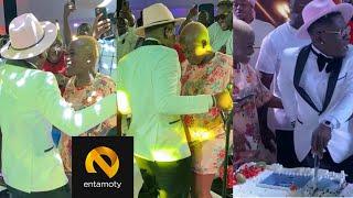 Shatta Wale & Fella Makafui On The Dance Floor