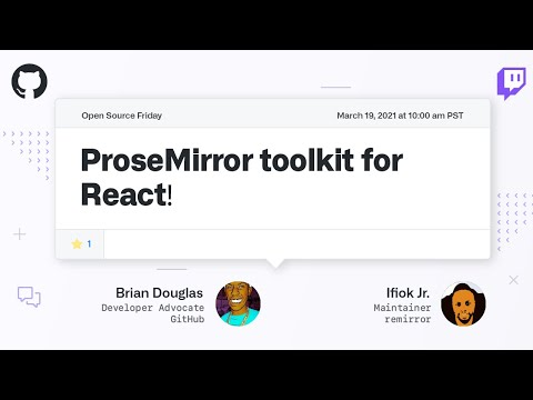 The Toolkit for Building Cross-platform Text Editors with Remirror