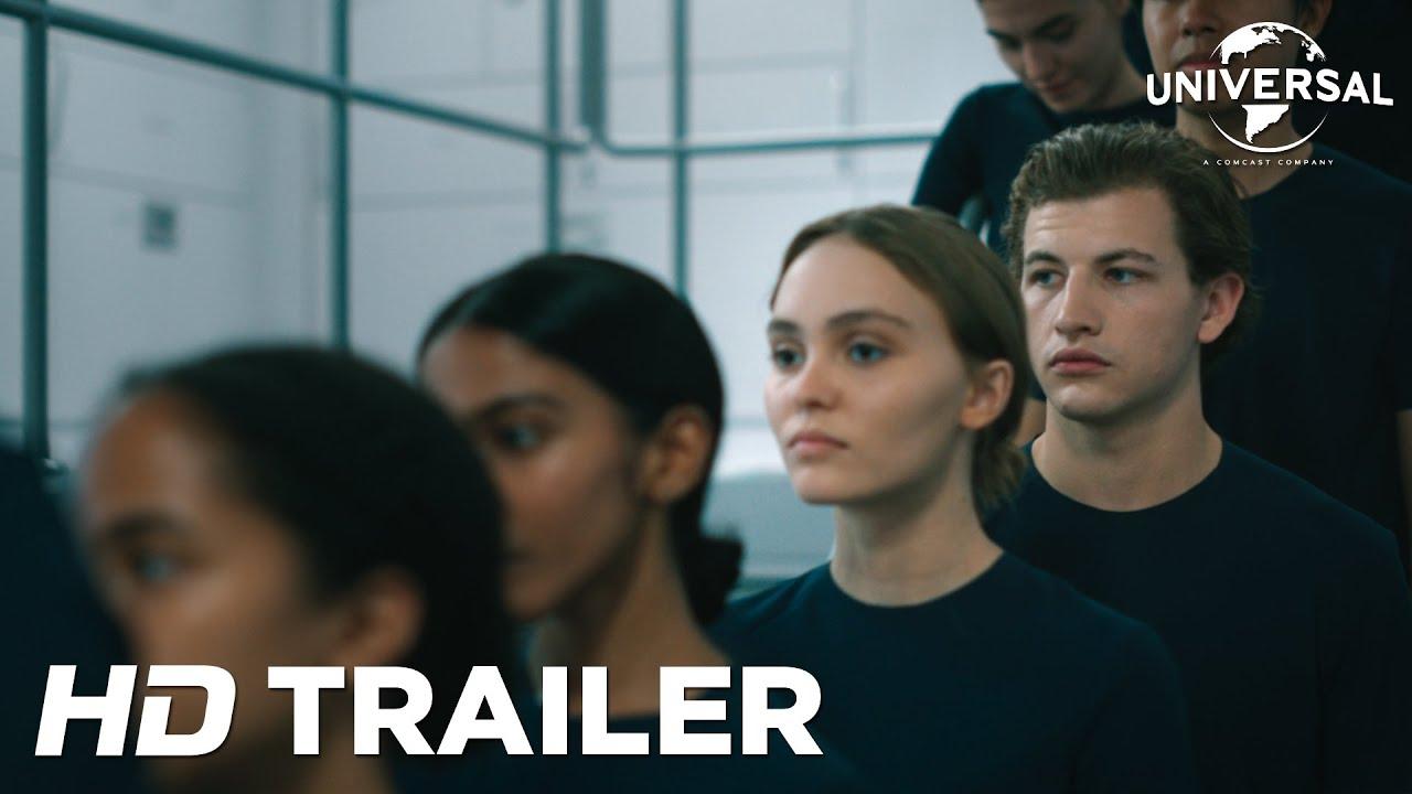 Download VOYAGERS - Trailer italiano ufficiale