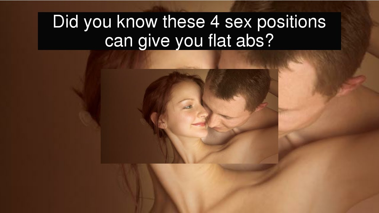 Does sex give you abs