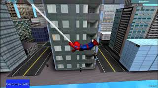 I'M SPIDER-MAN!!!! (ROBLOX)