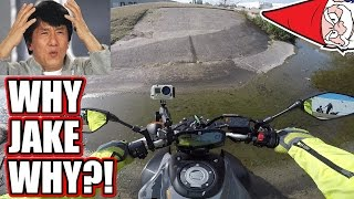 how to break in your new motorcycle fz 07 yamaha mt 07