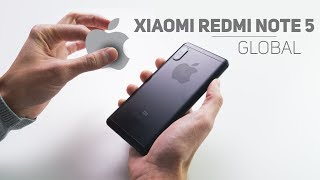 Обзор Xiaomi Redmi Note 5 Global - будущий ХИТ и Народный iPhone X от Xiaomi