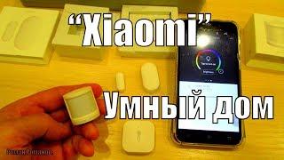 """УМНЫЙ ДОМ """"Xiaomi"""". ИНТЕРЕСНЫЙ ВАРИАНТ!!!"""