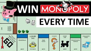 HOW TO WIN MΟNOPOLY EVERY TIME