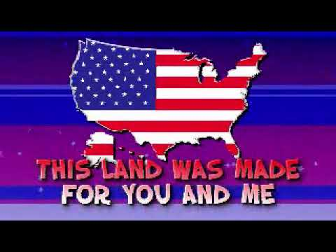 This Land Is Your Land (Lyric Video) | Let Freedom Ring [Simple Series for Kids]