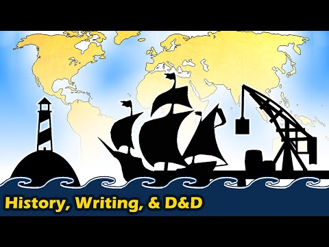Port Civilizations, Harbors, & Trade | World Building, Writing, & D&D