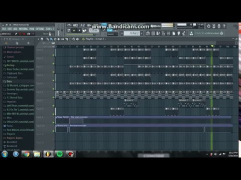 Post Malone - White Iverson Instrumental Remake (FLP) (FL Studio 12)