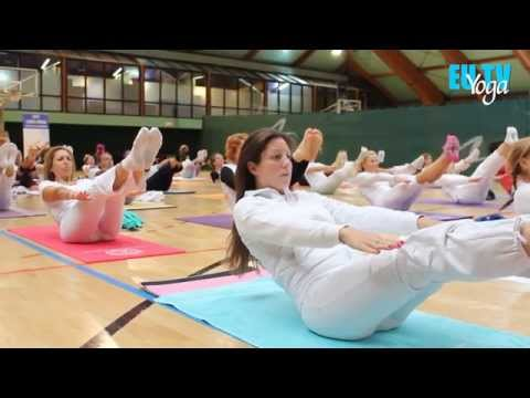 International Yoga Retreat 2013 - Yoga Federation of Europe