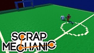 MECZ CIAPCIAK vs TRAPER | SCRAP MECHANIC #54 | GILATHISS & HADESIAK download or listen mp3
