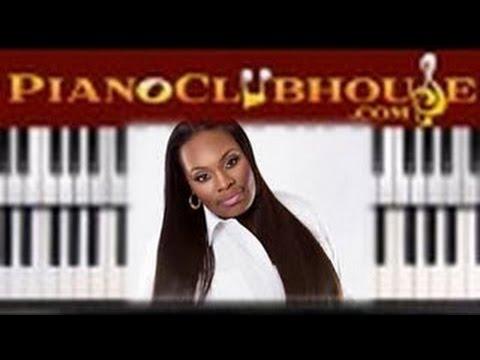 🎹  Tasha Cobbs - PUT A PRAISE ON IT (easy gospel piano tutorial lesson)