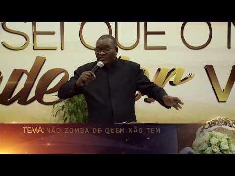 Rev. Francisco Domingos Sebastião - Mensagem Nº90
