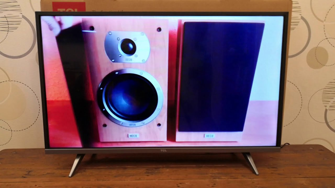 TCL 32DS520 Smart Tv