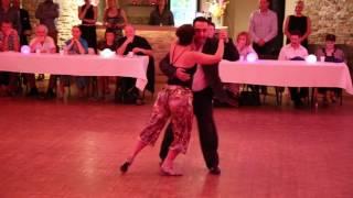 Alejandro Larenas & Marisol Morales (1) - Toronto Tango Festival 2016