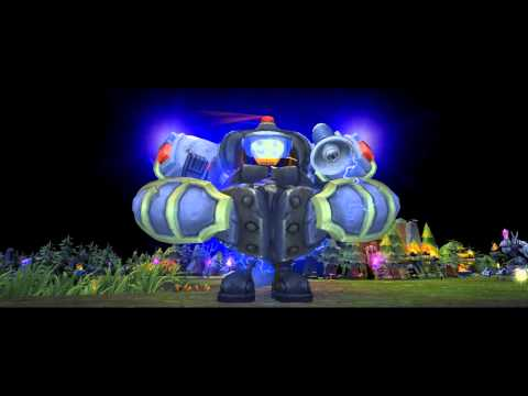 League Of Legends: Riot Blitzcrank Trailer