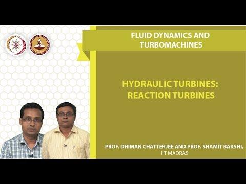 Week7Lec04 Hydraulic Turbines  Reaction Turbines