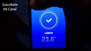 Celular android lento esto te ayudara APP clean master