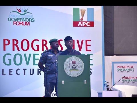 No african country has Nigeria's resources - Osinbajo