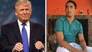 Young Immigrant SUING Trump