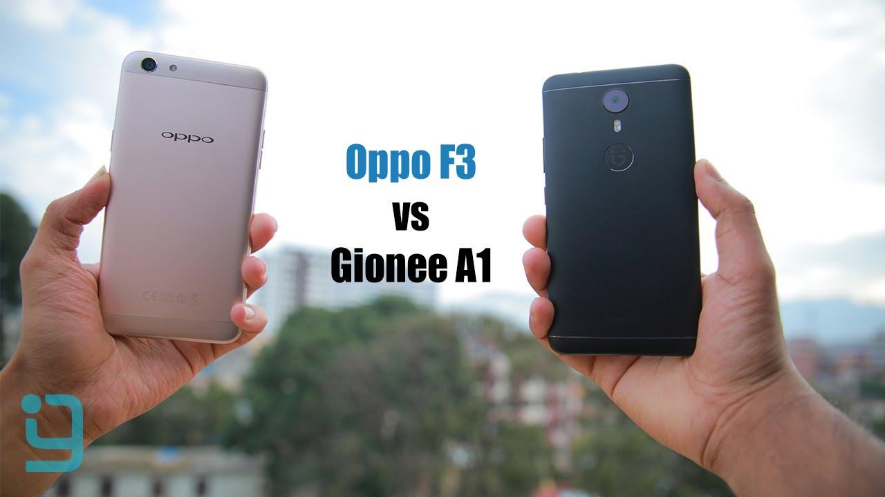 Oppo F3 Update Nougat