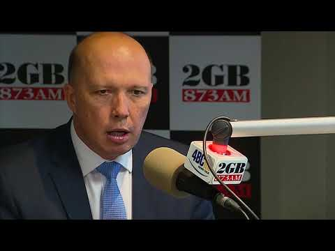 Peter Dutton: 'We'll be rounding these people up and deporting them'