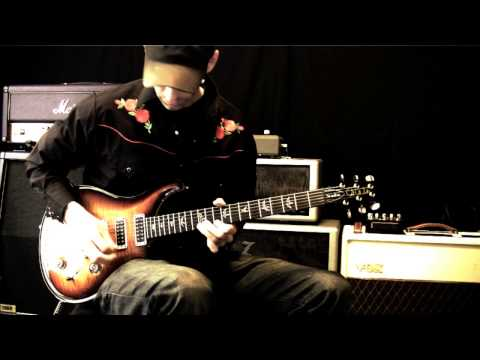 Somebody Told Me - The Killers - Cover- Jason Hobbs