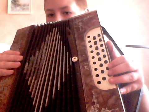 Как играть на гармони частушки