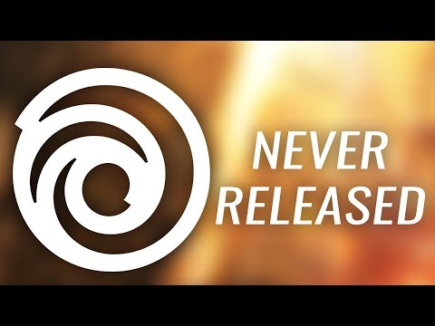 5 Games That Ubisoft Never Released
