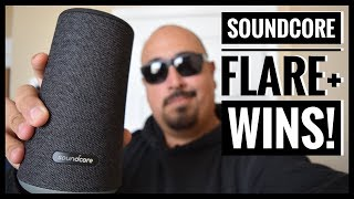 New 360 Speaker King Is Here! | Soundcore Flare Plus Review [2018]