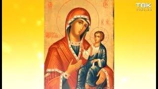 Слово Митрополита: Иверская икона Божией Матери