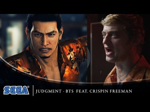 The Voices of Judgment | Crispin Freeman