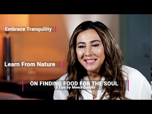 3 Tips on Finding Food for the Soul