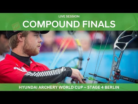 Live Session: Compound Finals | Berlin 2018 Hyundai Archery World Cup S4