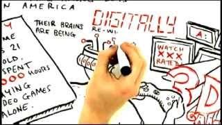 RSA Animate - The Secret Powers of Time (русская озвучка)