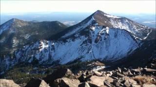 Humphreys Peak autumn hike