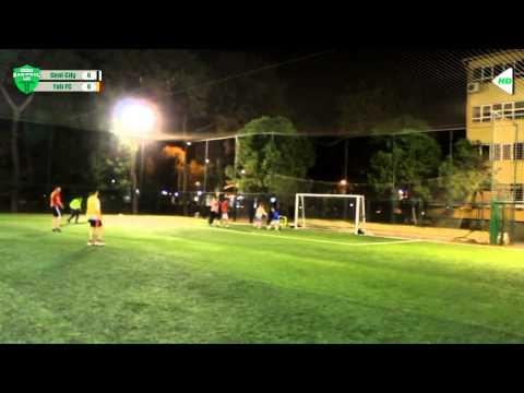 Cool City - Yalı FC / İZMİR / iddaa Rakipbul Ligi 2014 Kapanış Sezonu