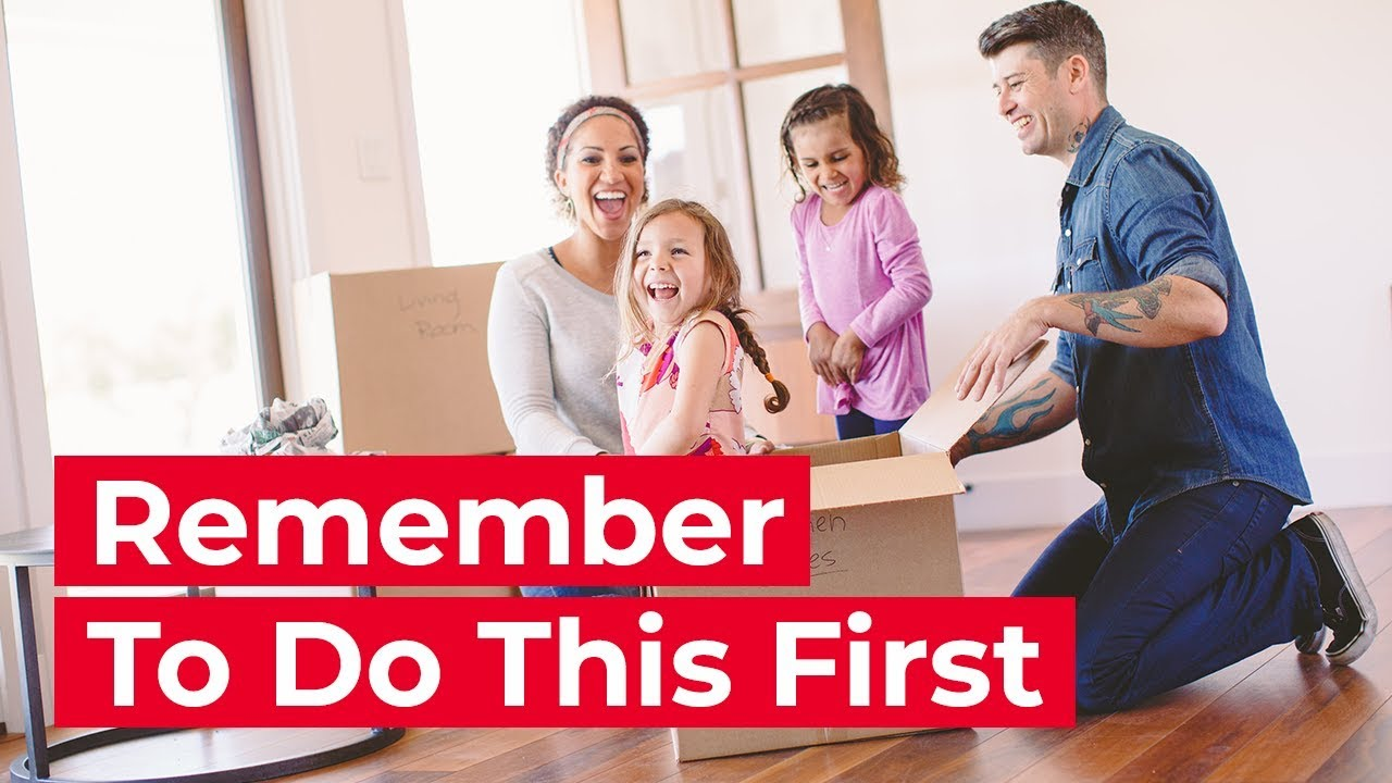 First things to do when moving into your new home youtube - Things to do when moving into a new house ...