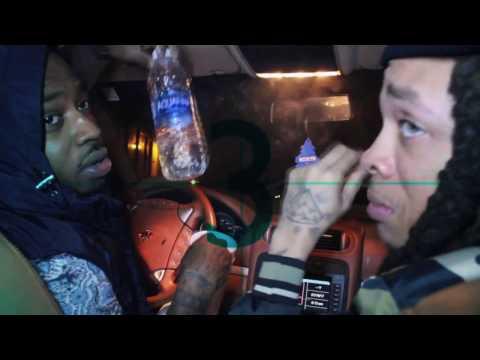 Swag Era Vlog - Sosa Supreme X Blue Hunnits X Shorty BM (Performance) ft. Stylz