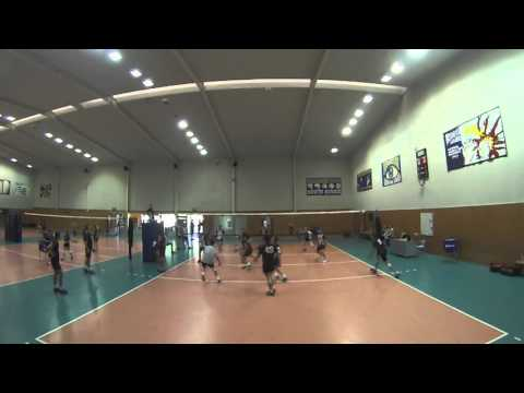 Brighton SS Vs Westminster  - Open Honours Volleyball