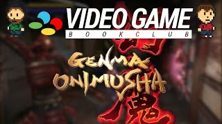 Genma Onimusha [Solo Review] - Video Game Book Club