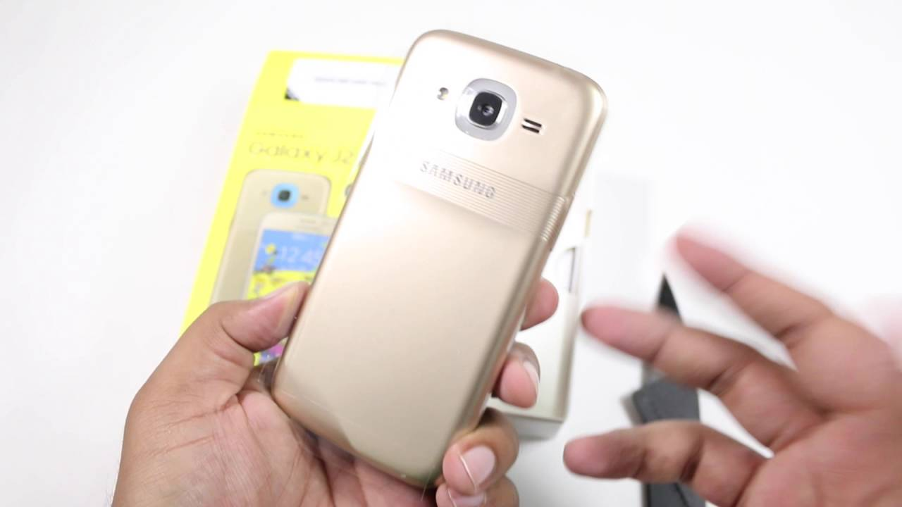 best authentic 23f39 420d1 Samsung Galaxy J2 Pro 2016 Unboxing