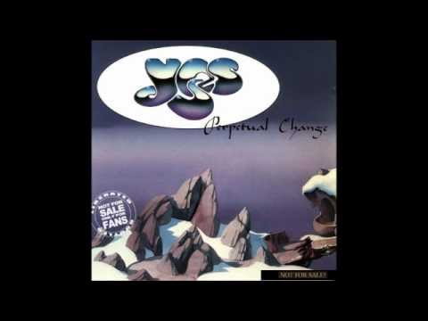 YES -- Perpetual Change -- 1971 Live