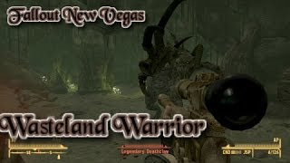 "Fallout New Vegas (Very Hard, Hardcore) Wasteland Warrior 92 ""Drill Sergeant Returns"""