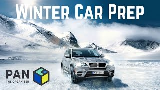 HOW TO PREP YOUR CAR FOR WINTER !!  (PART 1)