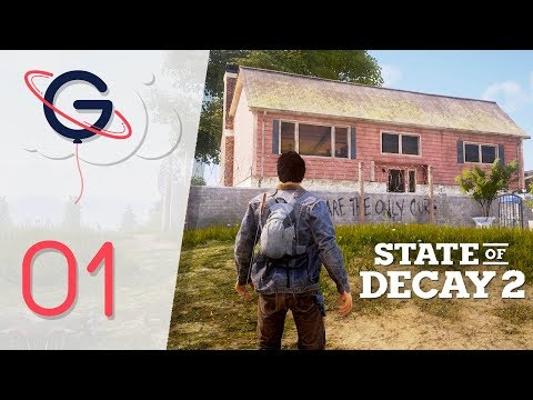 STATE OF DECAY 2 FR #1 : Notre première base !