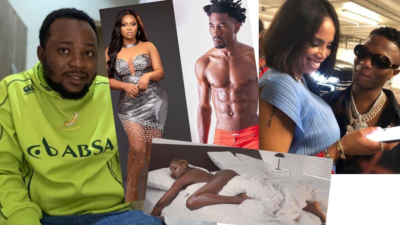 Download WIZKID Breakup with Girlfriend | FBI arrest Nigerians | Bbnaija Boma and Tega
