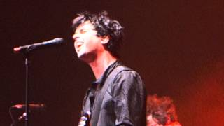 Green Day - X-Kid @ Barclays Center, Bklyn NY [4/7/13]