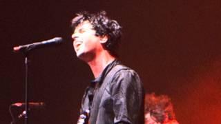 Green Day - X-Kid @ Barclays Center, Bklyn NY [4/7/13]